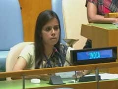 Praise For Indian Diplomat Who Rebuffed Nawaz Sharif At UN