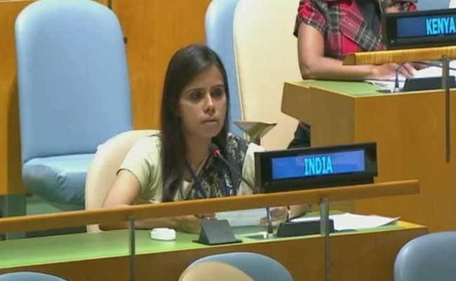 ये हैं वो महिला ईनम गंभीर जिन्होंने यूएन में पाकिस्तान को खुलेआम कहा टेररिस्तान