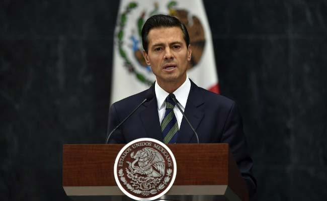Mexico President Blasts Donald Trump's Policies As 'Huge Threat' After Meeting