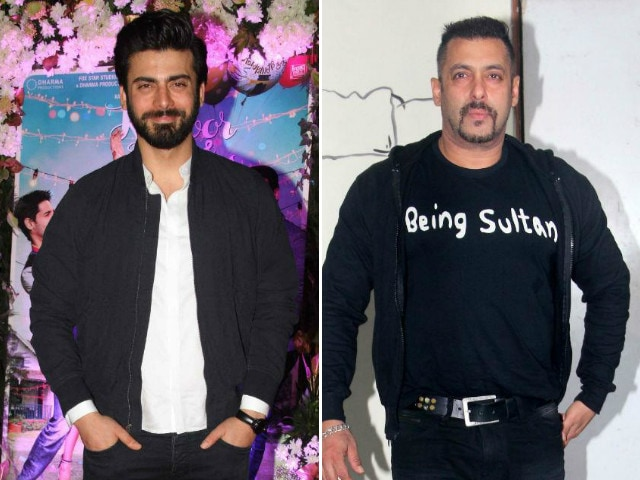 After Ae Dil, Fawad Khan Stars in a Salman Khan Film. Details Here