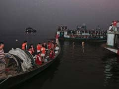 10 Dead As Bangladesh Ferry Sunk By Collapsing River Bank