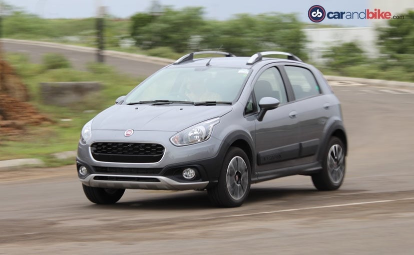 Fiat Avventura Urban Cross Side