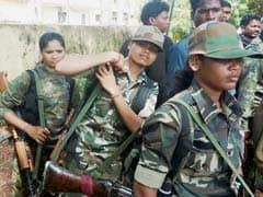 छत्तीसगढ़ के कांकेर में पांच लाख रुपये की इनामी नक्सली युवती गिरफ्तार