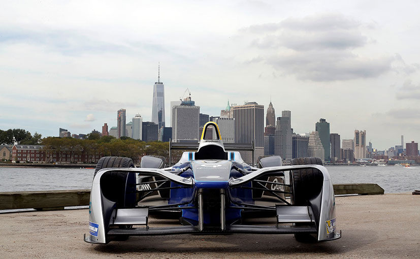 Formula E To Race In New York City In 2016-17 Season