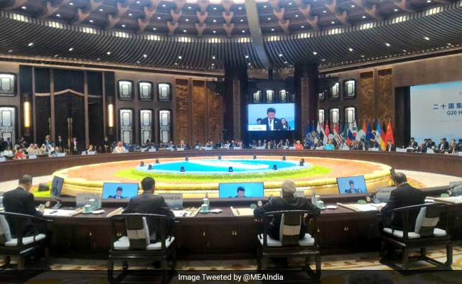 G20 Reaches Compromise On Climate In Final Statement: Sources