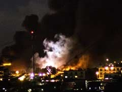 Protestors In Gabon Set Parliament Building Ablaze