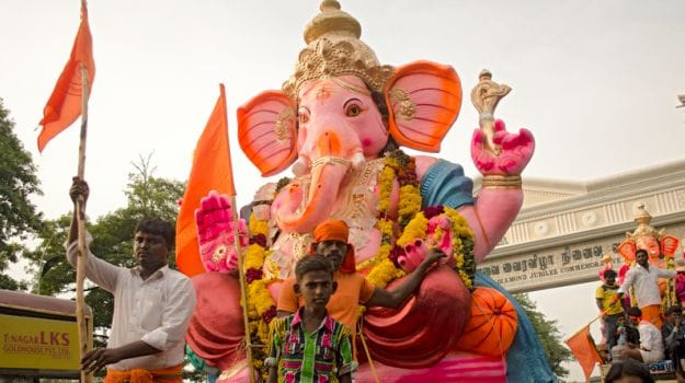 Ganesh Chaturthi 2018: Here's How South India Celebrates this Festival