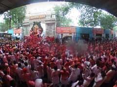 360 Degree View Of Ganesh Visarjan In Mumbai