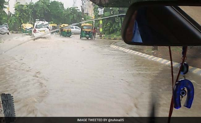 More Rain For Gurgaon, Police Issue Traffic Advisory