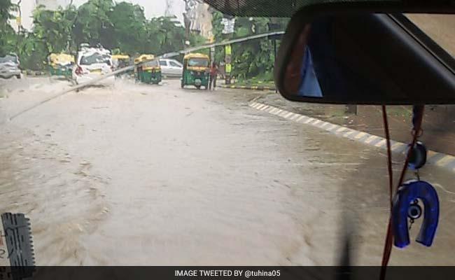 More Rain For Gurgaon, Police Issue Traffic Advisory