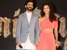 'Harshvardhan Kapoor is Very Special to Me', Says Saiyami Kher
