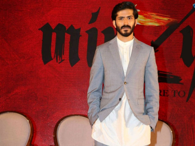 Here's Why Harshvardhan Kapoor Doesn't Have Six-Pack Abs in Mirzya