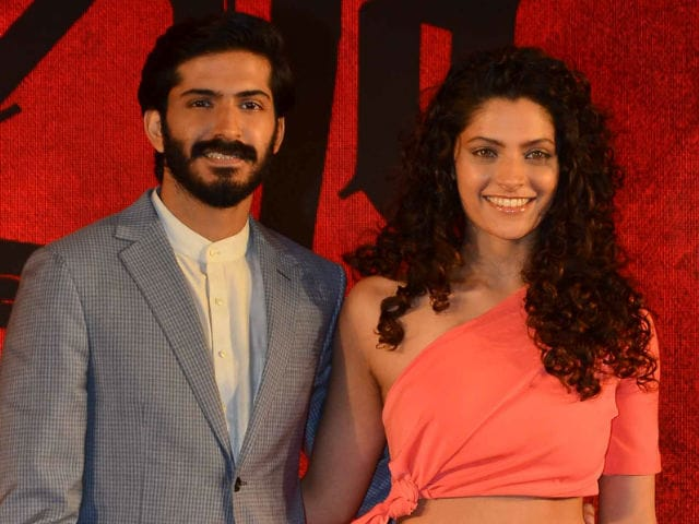 No Pressure on Harshvardhan Kapoor, Saiyami Kher Ahead of Mirzya Release