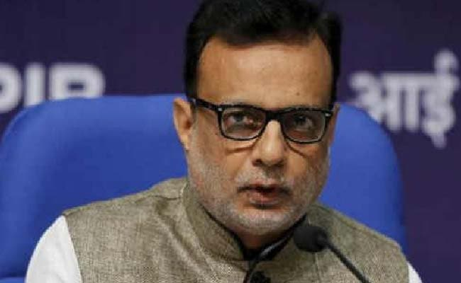 Finance Secretary Hasmukh Adhia To Retire On November 30