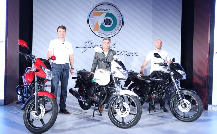 नई हीरो अचीवर 150 भारत में लॉन्च, कीमत 61,800 रुपये