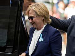 अमेरिका : राष्ट्रपति पद की उम्मीदवार हिलेरी क्लिंटन को हुआ निमोनिया, डॉक्टरों ने की पुष्टि