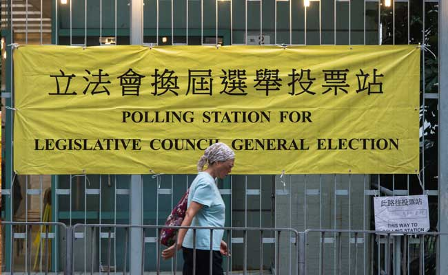 China Media Downplays Pro-Democracy Win, Says Hong Kong Elections Were Skewed