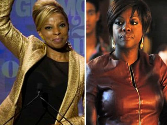 Mary J Blige to Guest Star On How To Get Away With Murder