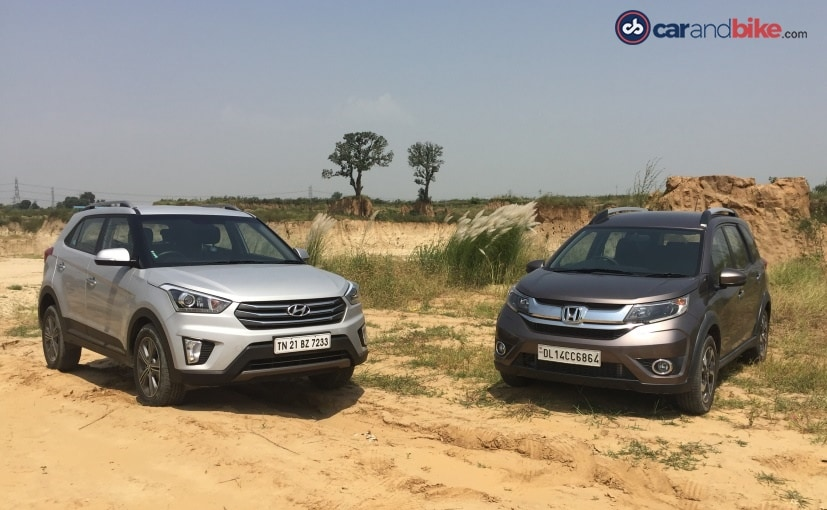 Honda BR-V vs Hyundai Creta: Petrol Automatic Comparison Review