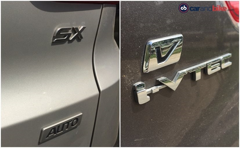The Creta Gets a 1.6-litre Petrol Motor and the BR-V Comes With a 1.-5-litre Engine