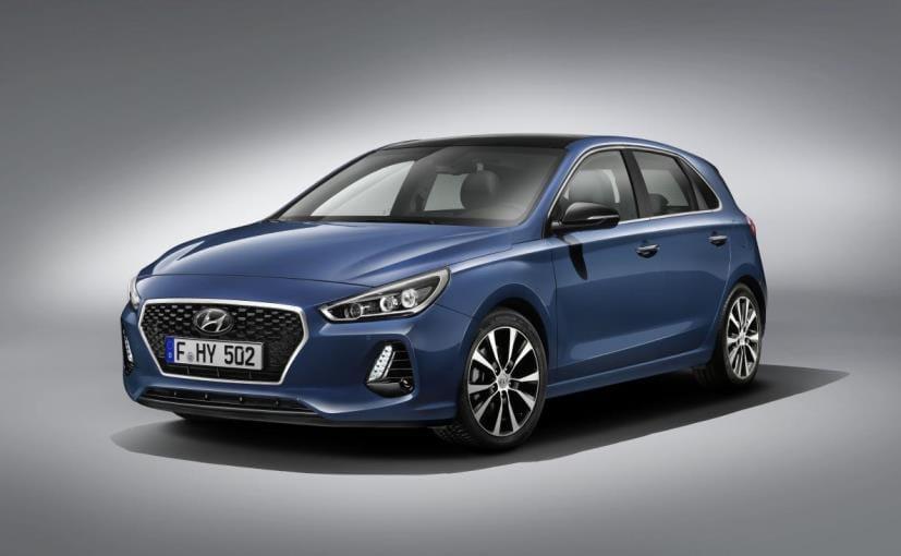 New-Gen Hyundai i30 Hatchback Revealed Ahead Of The Paris Motor Show Debut