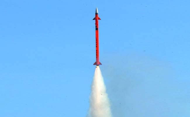 India Successfully Test Fires Surface-To-Air Missile Developed With Israel