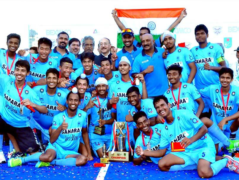 India Beat Bangladesh 5-4 to Lift U-18 Men