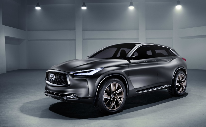Infiniti S Driverless Cars Might Be Ready For Hong Kong By 2020