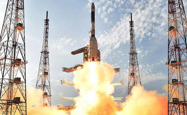 Good Weather, Smooth Countdown. All Set For ISRO's 4.57 PM Launch of South Asia Satellite: 10 Points
