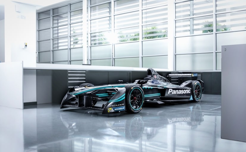 Jaguar Returns To Racing With Formula E Car And Drivers Revealed