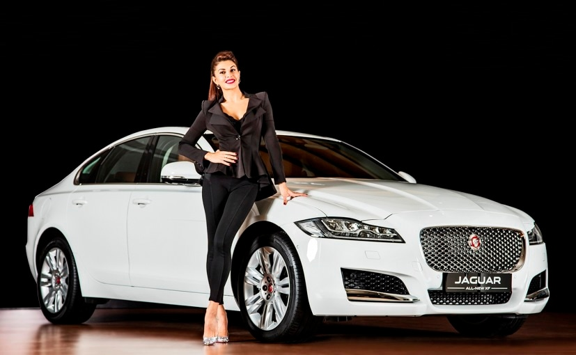 New Jaguar Xf Launched In India Price Starts At 49 50 Lakh