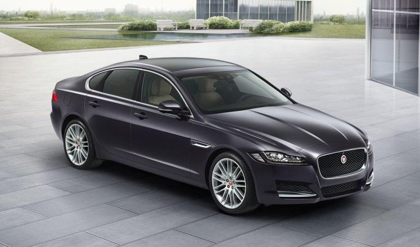 jaguar xf prestige variant