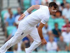 James Anderson Ruled Out of Chennai Test With Body Soreness