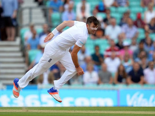 James Anderson Doubtful For India vs England Test Series