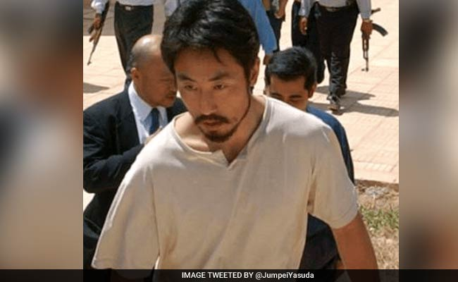 Freed Japanese journalist says Syria kidnap ordeal was 'hell'