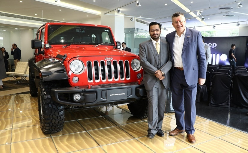 Jeep India's First Dealership Inaugurated In Ahmedabad; 9 More By Year End