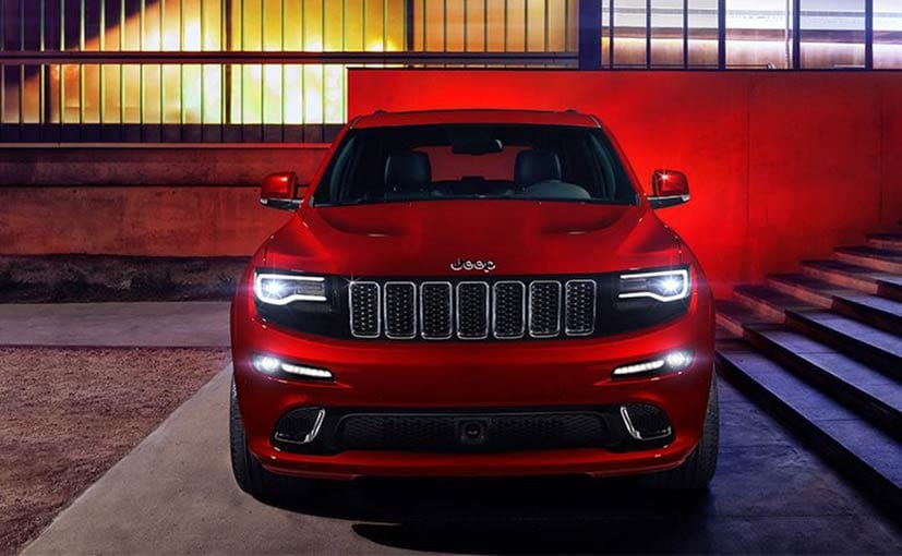 Jeep Grand Cherokee SRT SUV
