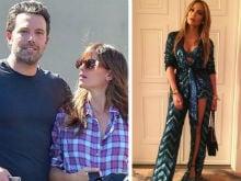 Did Jennifer Garner Fight With Ben Affleck Over Texting With Jennifer Lopez?