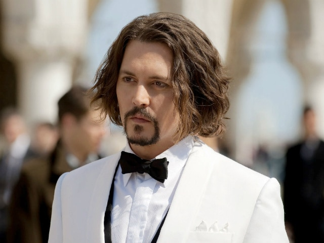 A Crime Thriller With Johnny Depp? Yes, Please
