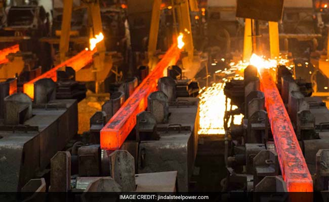 JSPL Posts Profit Of Rs 181 Crore After 14 Quarters