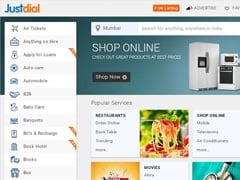 Just Dial Q2 Net Slips 27% To Rs 30 Crore