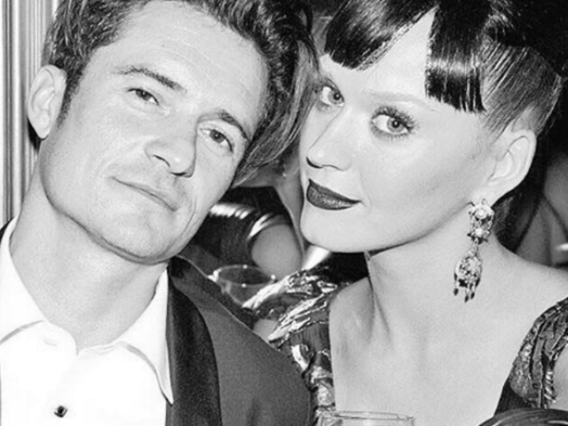 Katy Perry And Orlando Bloom Are Apparently Living Together