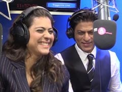 Kajol's Hilarious Rendition Of <i>Baby Doll</i> Will Leave You In Splits