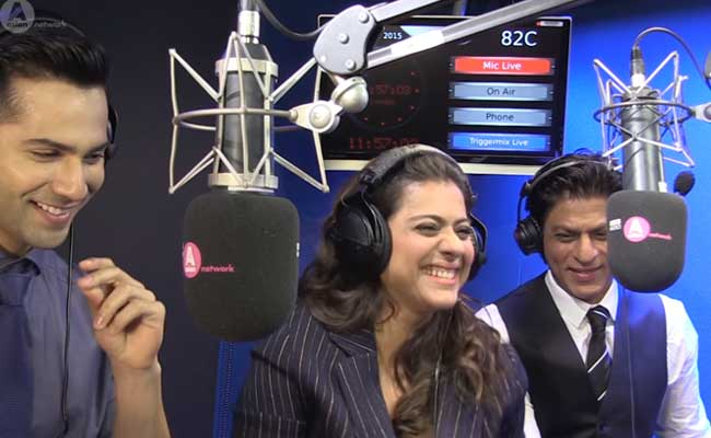 Kajol's Hilarious Rendition Of Baby Doll Will Leave You In Splits