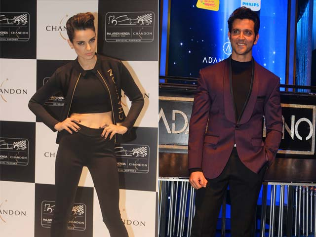 Did Kangana Ranaut Take a Dig at Hrithik Roshan?