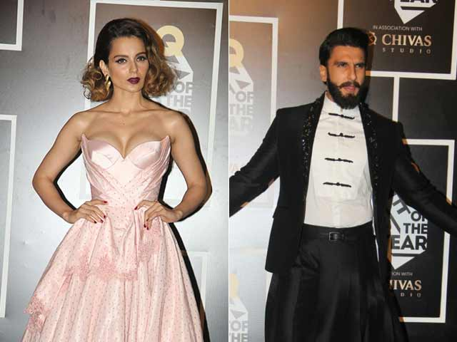 Ranveer Singh Vs Kangana Ranaut. Who Won in This Fashion Face-Off?