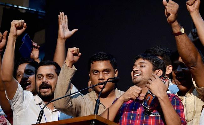 JNU Sedition case : चार्जशीट दाखिल होने के बाद कन्हैया कुमार ने कहा- दिल्ली पुलिस सबूत पेश करे