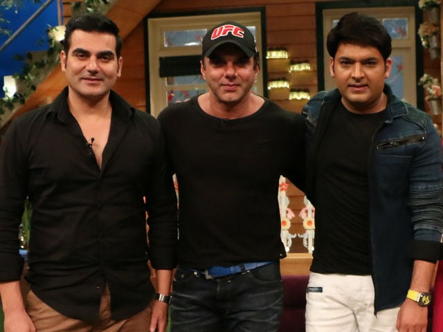 Don't Crucify Kapil Sharma Over Achhe Din Tweets, Say Khan Brothers