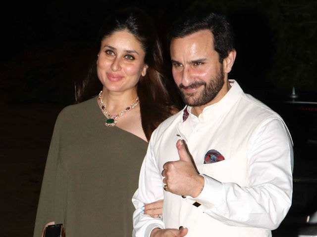 Kareena Kapoor Rejected Saif Ali Khan's Proposal Twice Before Accepting