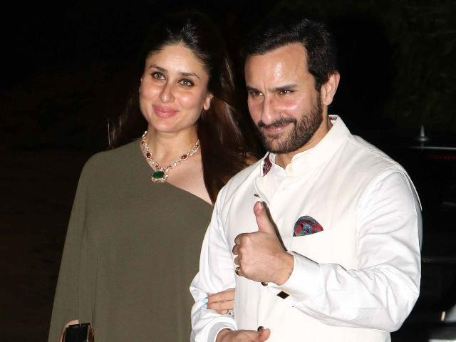 Kareena Kapoor Rejected Saif Ali Khan's Proposal Twice Before Accepting
